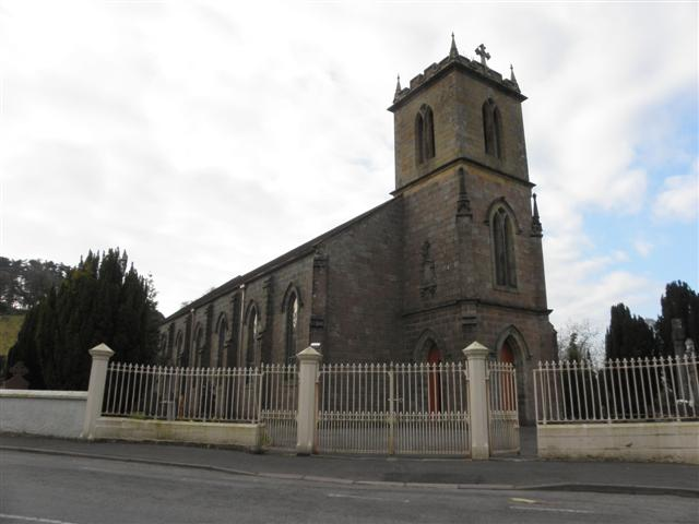 St Mary's  RC Church, Brookeborough