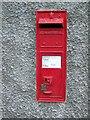 SD3881 : Postbox, Field Broughton by Maigheach-gheal