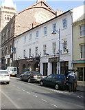 SO2914 : Kings Head Hotel and Venue 59, Abergavenny by Jaggery
