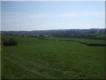 ST1273 : Farmland near Wenvoe by John Lord