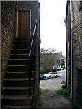 SD9906 : The Square, Dobcross by michael ely