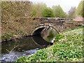 SD8605 : River Irk, Lever Bridge by David Dixon