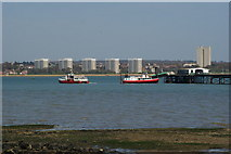 SU4208 : Hythe Ferry, Hampshire by Peter Trimming