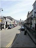 SO1408 : Castle Street, Tredegar by Jaggery