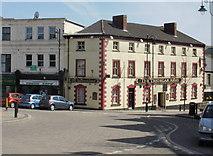 SO1408 : The Tredegar Arms, Tredegar by Jaggery