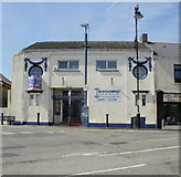 SO1408 : Ironworks Gym and Bar, Tredegar by Jaggery