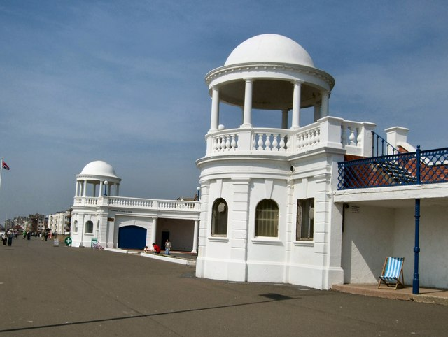Colonnade - Bexhill on Sea