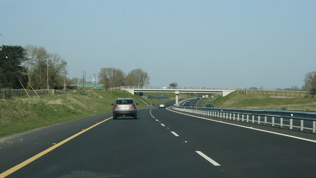 The M6, County Roscommon (3)