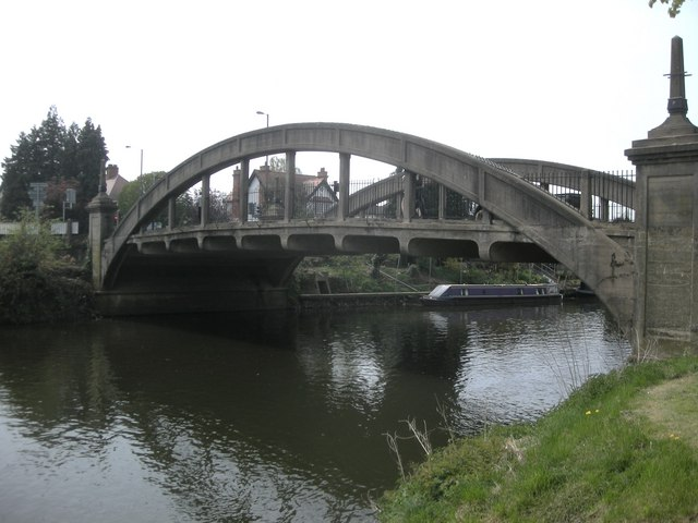 Evesham-Abbey Road Bridge