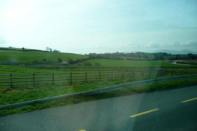 Farmland at Knockmorris