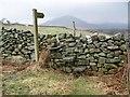 SD1891 : Step stile, Low Craghall by Maigheach-gheal