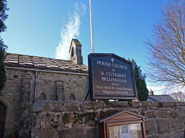 St. Cuthbert's Church, Bellingham