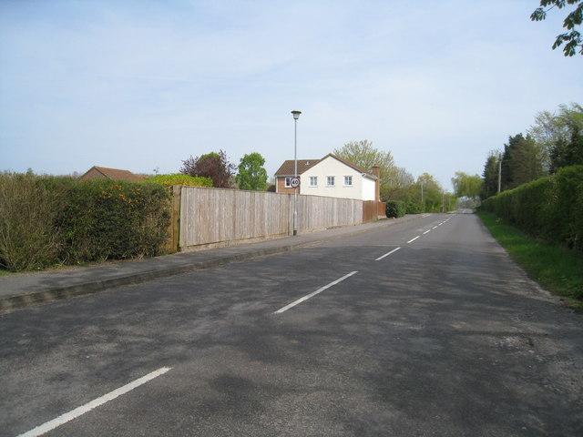 Basingstoke Road - Kingsclere