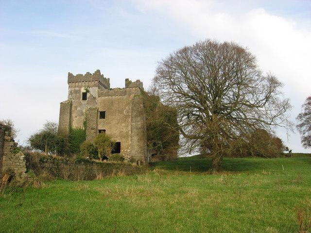 Tremblestown Castle, Co. Meath