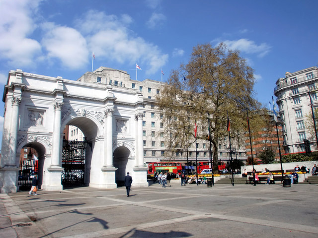 Marble Arch, London W1