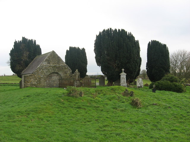 Chapel at Tremblestown, Co. Meath
