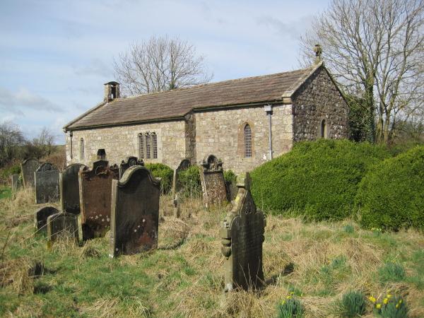 Church of St Cuthbert, Upper Denton, Cumbria