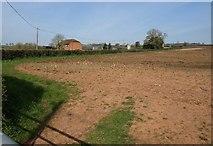 SS9907 : Sunnyburrow Farm by Derek Harper