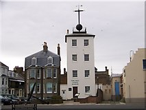 TR3752 : The Time Ball Tower, Deal, Kent by Elliott Simpson