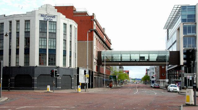 York Street  Belfast  3   U00a9 Albert Bridge Cc 2 0