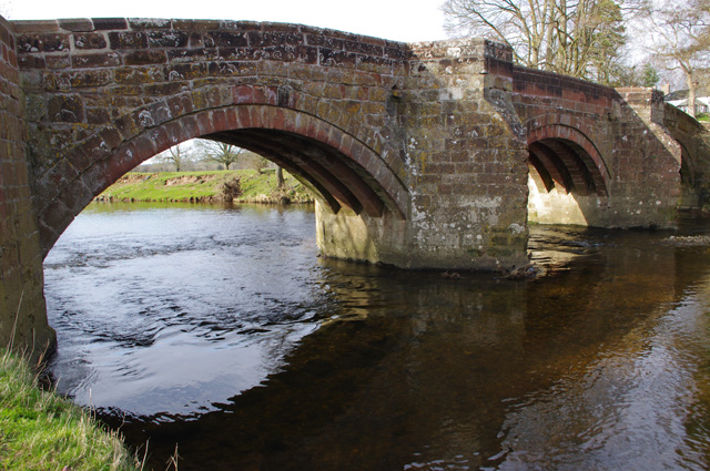 Old Bridge, Warcop