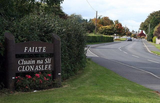 Clonaslee, County Laois