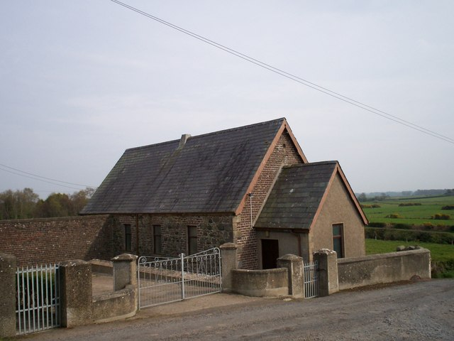 Esky Church of Ireland, Bannfoot Road