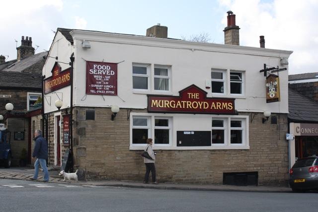 The Murgatroyd Arms, Skircoat Green