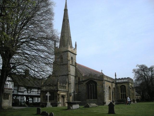 Evesham-All Saints Church