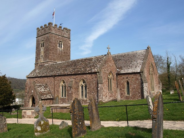 St Mary's church, Bickleigh
