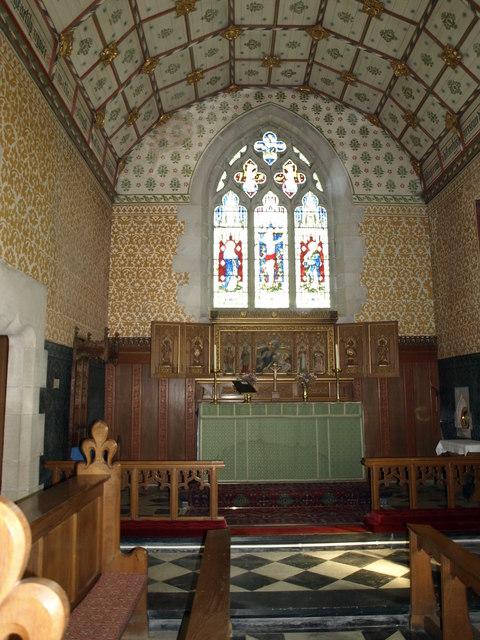 St. Peter's Church, Snelston