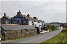 SW6522 : The Halzephron Inn, Gunwalloe by Trevor Harris