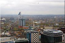 TQ3179 : South London Skyline by Christine Matthews
