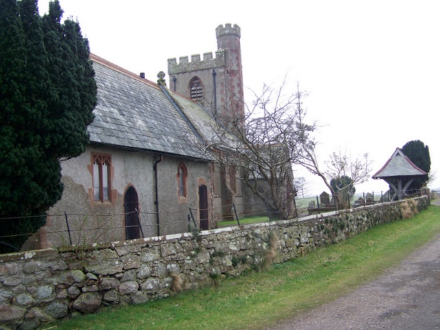 St Peter's Church, Irton