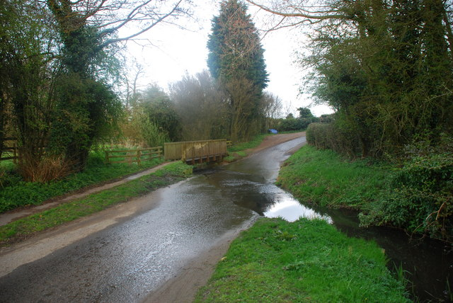 Water Lane Ford and Footbridge, Hagworthingham