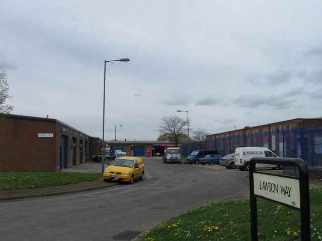 Lawson Way, Middlesbrough