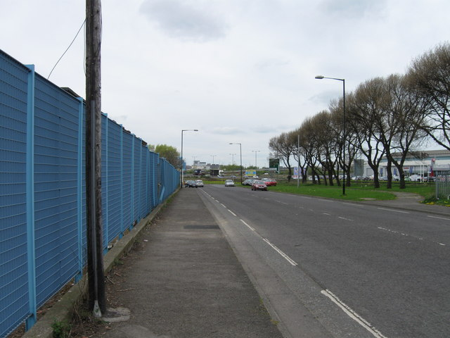 South Bank Road, Middlesbrough