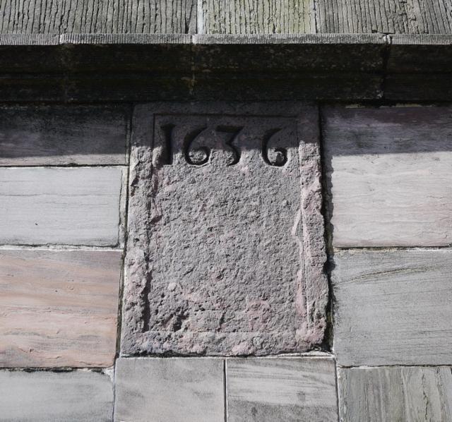 Date stone, Newtownards