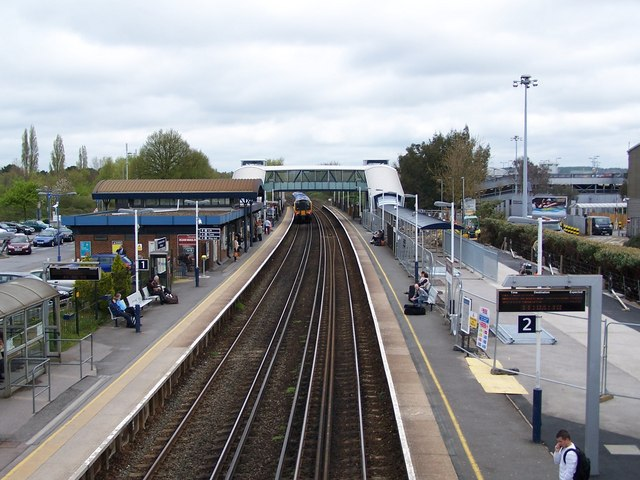 Southampton Airport (Parkway) Station