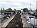 SU4416 : Southampton Airport (Parkway) Station by David Martin