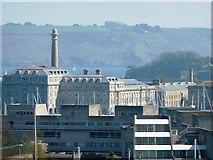 SX4653 : Royal Willam Yard, Plymouth by Tom Jolliffe