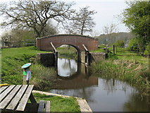 TQ0524 : Floodgates on Floodgate Bridge by Dave Spicer