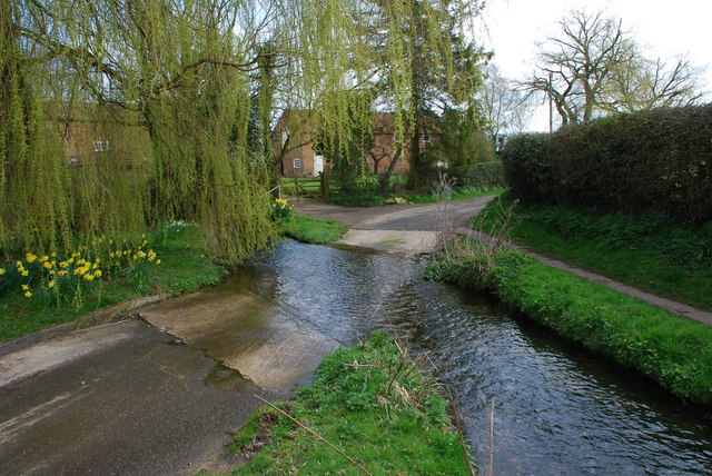 Smaller Ford at Tealby Thorpe