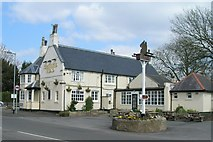 SK5451 : The Griffins Head, Papplewick by JThomas