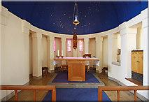 TQ1372 : St Augustine of Canterbury, Hospital Bridge Road, Whitten, London TW2 6DE - North chapel by John Salmon