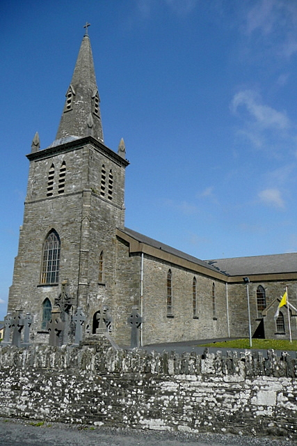 Milltown Malbay church