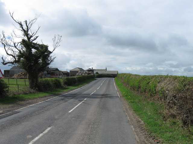 B1337 to Northwood Farm