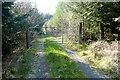 R1777 : Estate entrance by Graham Horn