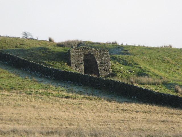 Lime kiln below The Pike (2)