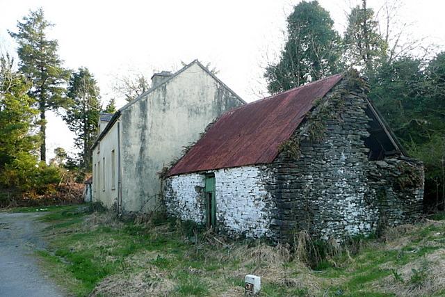 Ruin at Ailldavore